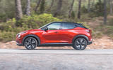 Nissan Juke 2019 first drive review - hero side