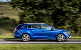 Renault Megane Sport Tourer E-Tech PHEV 2020 first drive review - tracking side