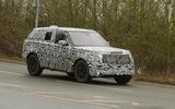 2022 Range Rover Sport prototype side