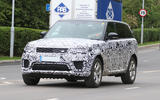 Range Rover PHEV due imminently with new petrol-electric powertrain