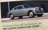 Lancia Aurelia Coupe