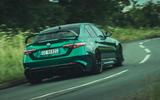 3 Alfa Romeo GTAm 2021 UK LHD fd hero rear