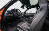 Alpina B4 99 Edition 2019 first drive review - cabin