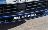 Alpina B5 Touring 2018 UK first drive review - front bumper