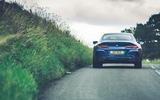 3 Alpina B8 Gran Coupe 2021 UK FD hero rear