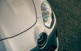 3 Alpine A110 Legende GT 2021 UK first drive review headlights