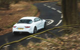 Alpine A110 Pure 2019 UK first drive review - hero rear