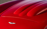 Aston Martin DB4 Zagato Continuation 2019 first drive review - bonnet badge