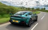 3 Aston Martin F1 edition 2021 UK FD hero rear