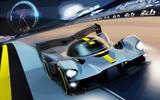 Aston Martin Valkyrie Le Mans