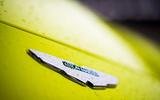 Aston Martin Vantage Aston badge