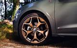 Audi A1 - wheel