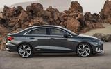 Audi A3 2020 - static side