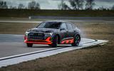 Audi E-tron S 2010 - hero front