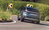 3 Audi Q4 E Tron Sportback 2021 UK FD hero rear