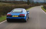 2020 Audi R8 V10 RWD - rear
