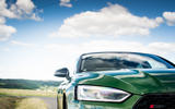 Audi RS5 Sportback 2019 first drive review - headlights