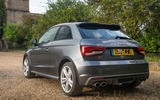 3 Audi S1 cherished owner opinion hero rear