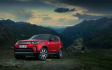 Driving the Land Rover Discovery to JLR's new Slovakian plant