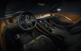 Bentley Bacalar Clerkenwell 2020 - interior
