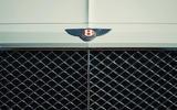 Bentley Bentayga hybrid 2019 first drive review - bonnet badge