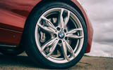 Birds BMW m140i 2020 UK first drive review - alloy wheels
