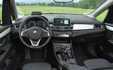 BMW 2 Series Active Tourer 2018 review interior