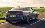 BMW 2 Series Gran Coupe M235i 2020 UK first drive review - hero rear