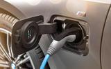 BMW 3 Series 330e 2019 first drive review - plug socket