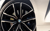 BMW 4 Series 420d 2020 UK first drive review - alloy wheels