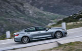 BMW 8 Series Gran Coupe 2019 first drive review - hero side