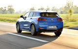 BMW X2 M35i 2019 first drive review - hero rear