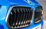 BMW X2 M35i 2019 first drive review - kidney grille