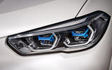 BMW X5 2019 first drive review headlights
