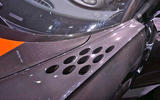 Bugatti Chiron Super Sport 300+ official debut - bonnet vent
