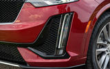 Cadillac XT6 Sport 2020 first drive review - front lights