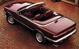 Chrysler TC Maserati - front