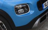Citroen C3 Aircross Flair Puretech 130 long-term review - foglights