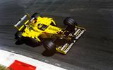 F1 car - hero front