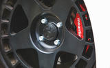 Ford Fiesta ST Mountune m235 2020 first drive review - alloy wheels