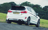 3 Ford Fiesta ST Mountune m260 2021 UK FD hero rear