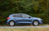 Ford Focus 1.0 Titanium X 2018 UK first drive review hero side