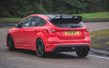 Ford Focus RS Mk3 rear three quarter