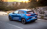 Ford Puma 2020 first drive review - hero rear