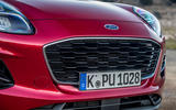 Ford Puma Titanium 2020 first drive review - front bumper