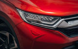 Honda CR-V 2018 first drive review headlights