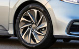 Honda Insight 2019 first drive review - alloy wheel