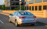 Honda Insight 2019 first drive review - hero rear