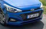 Hyundai i20 2018 review new bumper