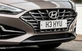 Hyundai i30 2020 UK first drive review - nose